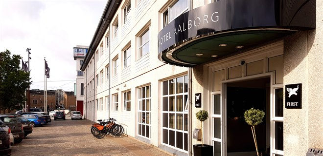 Hotel Aalborg First Hotel Aalborg By The Harbor First Hotels