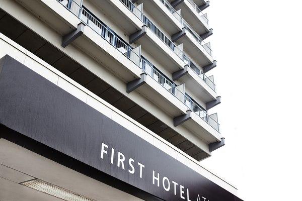 hotel banegårdspladsen århus