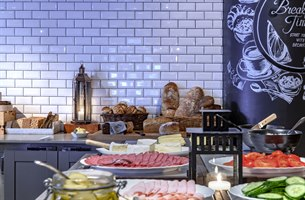 morgenmad / morgenmad buffet
