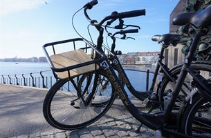 Experience Copenhagen on two wheels
