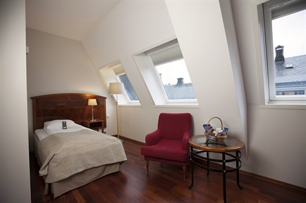 standard enkeltværelse