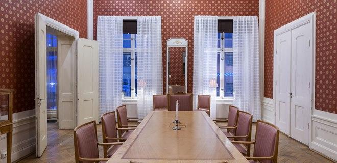 konferenceværelse
