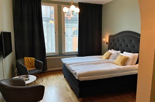 Superior Double First Hotel Statt Karlskrona