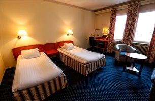 moderate dobbeltværelse