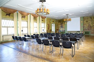Lustgaarden conference hall