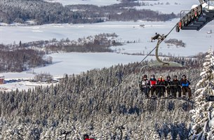 Romme Alpin Ski Center