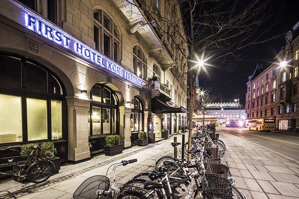 4638148e470 Hotel Copenhagen - First Hotel Kong Frederik in the city center ...