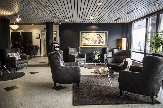 FIRST HOTEL WITT KALMAR FRUKOST